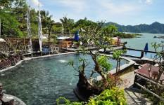 Toya Bungkah: Berendam Air Panas di Kaki Gunung Batur